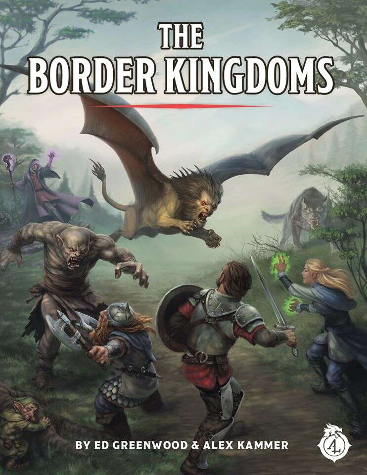 The Border Kingdoms: A Forgotten Realms Campaign Supplement - Dungeon  Masters Guild | Dungeon Masters Guild