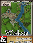Wheloon - Forgotten Realms Stock Maps
