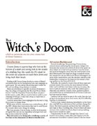 The Witch's Doom
