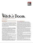 The Witch's Doom