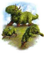 Topiary Guardians (conversion to 5e)