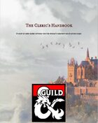 The Cleric's Handbook