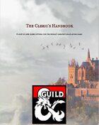 The Cleric's Handbook