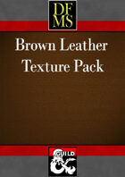 DFMS Leather Texture Pack (Brown)