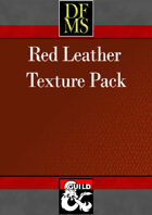 DFMS Leather Texture Pack (Red)