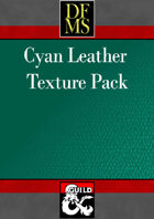 DFMS Leather Texture Pack (Cyan)