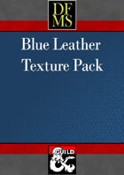 DFMS Leather Texture Pack (Blue)