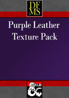 DFMS Leather Texture Pack (Purple)