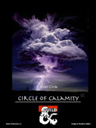 Circle of Calamity - Druid Circle