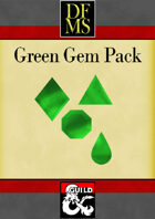 DFMS Gem Pack (Green)