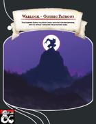 Warlock - Gothic Patrons