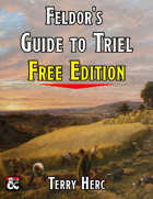 Feldor's Guide to Triel - Free Edition