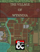 Settlement Map: Wynndia