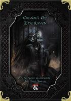 D&D Solo Adventure: Citadel of the Raven