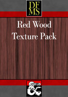 DFMS Wood Texture Pack (Red)