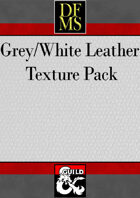DFMS Leather Texture Pack (White/Grey)