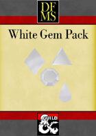 DFMS Gem Pack (White)