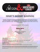 CCC-ODFC02-03 Night's Bright Dawning