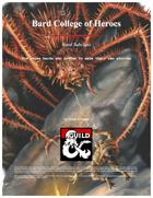 Bard - College of Heroes