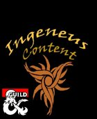 Ingeneus Monstrous Races