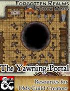 The Yawning Portal - Forgotten Realms Stock Art - Dungeon Masters Guild |  DriveThruRPG com
