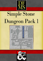 DFMS Simple Stone Dungeon Pack 1