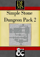 DFMS Simple Stone Dungeon Pack 2