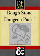 DFMS Rough Stone Dungeon Pack 1