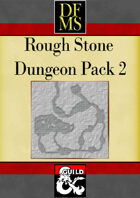 DFMS Rough Stone Dungeon Pack 2
