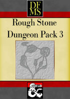 DFMS Rough Stone Dungeon Pack 3