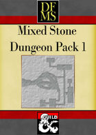 DFMS Mixed Stone Dungeon Pack 1