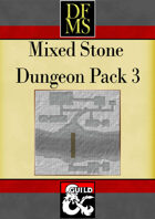 DFMS Mixed Stone Dungeon Pack 3