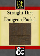 DFMS Straight Dirt Dungeon Pack 1