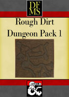 DFMS Rough Dirt Dungeon Pack 1