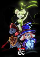 Mousefolk Character Options