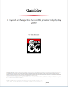 Roguish Archetype - Gambler