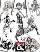 Art Pack 02 - Legendary Women