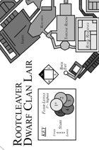 Dwarf Lair Map