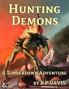Hunting Demons