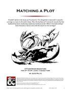 Hatching a Plot