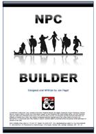 NPC Builder