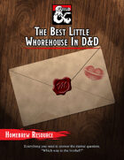 The Best Little Whorehouse In D&D