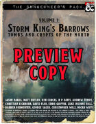 Storm King's Barrows: Preview Copy