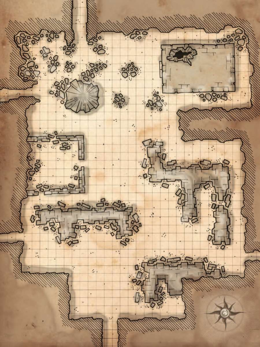 DMs Guild Creator Resource - Eberron Maps Art Pack - Dungeon Masters