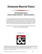 Dungeon Master Tools: DnDAL Story Awards Season 0