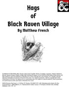 The Hags of Black Raven Village