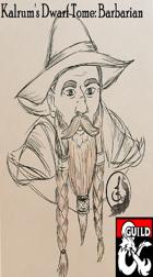 Kalrum's Dwarf Tome: Barbarians