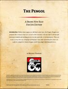 The Pengol: A New Penguin-like Race