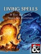 Eberron: Living Spells Collection