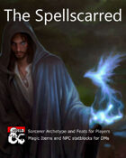 The Spellscarred (5e)